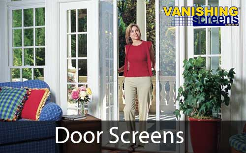 door screens - repair, replacement